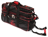 Roto Grip 3-Ball Tote Black/Red