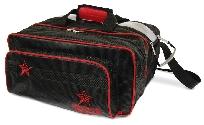 Roto Grip 2-Ball Tote Plus Black/Red
