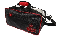 Roto Grip 2-Ball Tote Black/Red