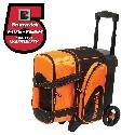 Brunswick Flash C Single Roller Black/Orange