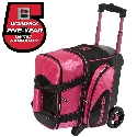 Brunswick Flash C Single Roller Black/Hot Pink