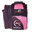 900 Global Fresh Single Tote Pink/Black