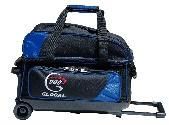 900 Global Value Double Roller Blue/Black