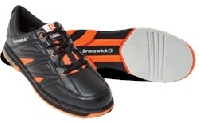 Brunswick Warrior Black/Orange