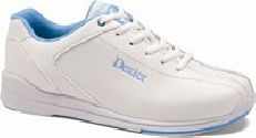 DEXTER LADIES RAQUEL IV UNI SOLES WHITE / BLUE