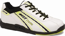 Dexter Mens Keith White/Black/Neon
