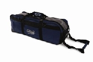 Storm 3-Ball Tournament Bag Navy/Silver
