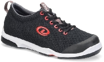 Dexter Mens Roger Black with Red Trim