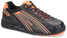 Dexter Mens Keith Black/Orange/Grey