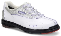 Dexter Ladies The 9 White/Silver/Lilac