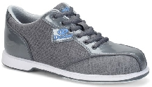Dexter Ladies Ana Grey with Blue Trim