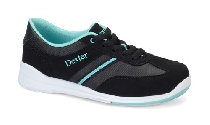 Dexter Ladies Dani Black/Turquoise