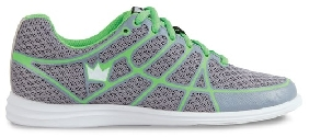 Brunswick Ladies Aura Grey/Green