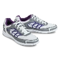 Brunswick Ladies Eclipse White/Silver/Purple