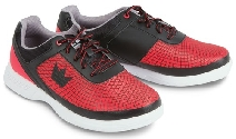 Brunswick Mens Frenzy Black/Red