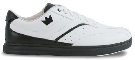 Brunswick Mens Vapor White/Black