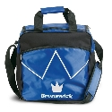 Brunswick Blitz Single Tote Blue
