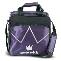Brunswick Blitz Single Tote Purple