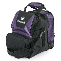 Brunswick Crown Single Tote Purple