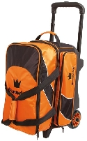 Brunswick Edge Double Roller Orange/Black