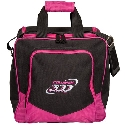 Columbia 300 White Dot Single Tote Pink/Black