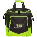 Columbia 300 White Dot Single Tote Lime/Black