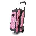 DV8 Freestyle Triple Roller Pink Swirl
