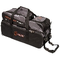 Hammer Premium Deluxe Triple Tote w/ Pouch Carbon/Black
