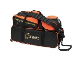 Hammer Premium Deluxe Triple Tote w/ Pouch Orange/Black