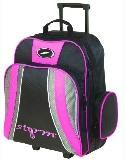 Storm Rascal 1 Ball Roller Pink/Black