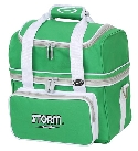 Storm 1 Ball Flip Tote Green/White