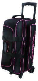 Storm Streamline 3 Ball Roller Black/Pink