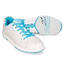 KR Strikeforce Ladies Capri Light White/Blue