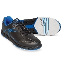 KR Strikeforce Mens Flyer Black/Mag Blue