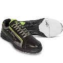 KR Strikeforce Mens Racer Black/Lime