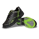 KR Strikeforce Mens Raptor Black/Lime