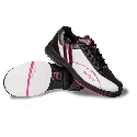 KR Strikeforce Ladies Starr White/Black/Hot Pink