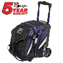 KR Strikeforce Cruiser Single Roller Black/Purple/White
