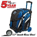 KR Strikeforce Cruiser S Double Roller Royal/White/Black