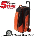 KR Strikeforce Cruiser S Triple Roller Orange
