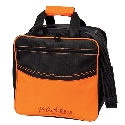 KR Strikeforce Kolors Single Tote Black/Orange