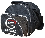 900 Global Add-A-Bag Silver/Black