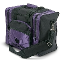 Brunswick Edge Single Tote Purple