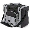 Brunswick Edge Single Tote Silver