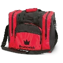 Brunswick Edge Single Tote Red