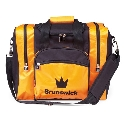 Brunswick Edge Single Tote Orange