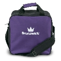 Brunswick Tzone Single Tote Purple