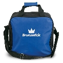 Brunswick Tzone Single Tote Blue