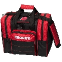 Ebonite Impact Plus Single Tote Red