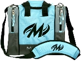 Motiv Shock Single Tote Cyan